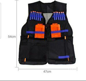 Tactical nerf gun vest/bullet holder NEW for Sale in Jessup, MD