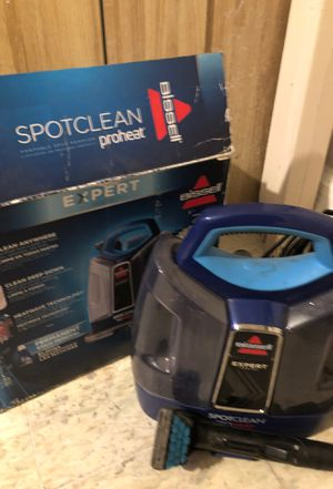 Bissell Spotclean ProHeat-Portable spot remover for Sale in Chino, CA