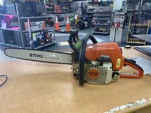 Used stihl chainsaw ms290 rollomatic for Sale in Orlando, FL