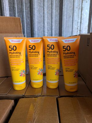 Sun screen sun block for Sale in Crestwood, IL