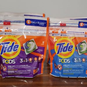 Tide Downy Laundry Household Bundle for Sale in Brooklyn, NY