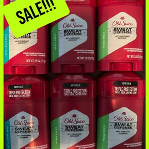 Old Spice Sweat Defense Deodorants for Sale in Compton, CA