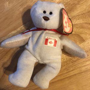 """Maple The Bear"" 1996 McDonald's Ty Teenie Beanie Baby for Sale in Frostproof, FL"