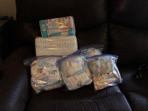 ALL newborn diapers for Sale in Sumner, WA