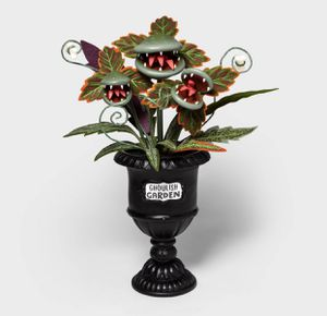 2020 Target Large Faux Ghoulish Garden Planter Halloween Hyde & EEK! Boutique for Sale in Los Angeles, CA