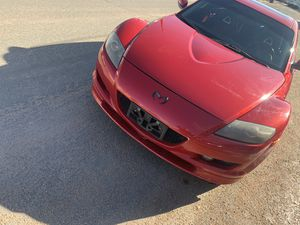 Miles 123,000 Mazda rx8 2004 New transmission New clutch New oil change New fly wheel back tires new Has no issues, no check engine light for Sale in Denver, CO
