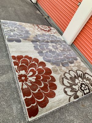 MONACO Segma Fiona High Quality Area Rug Dimensions: 5' & 8' for Sale in Flower Mound, TX