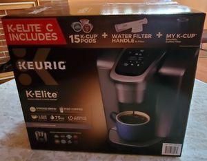 Keurig Elite 15 cup Coffee Maker for Sale in Fairfax, VA
