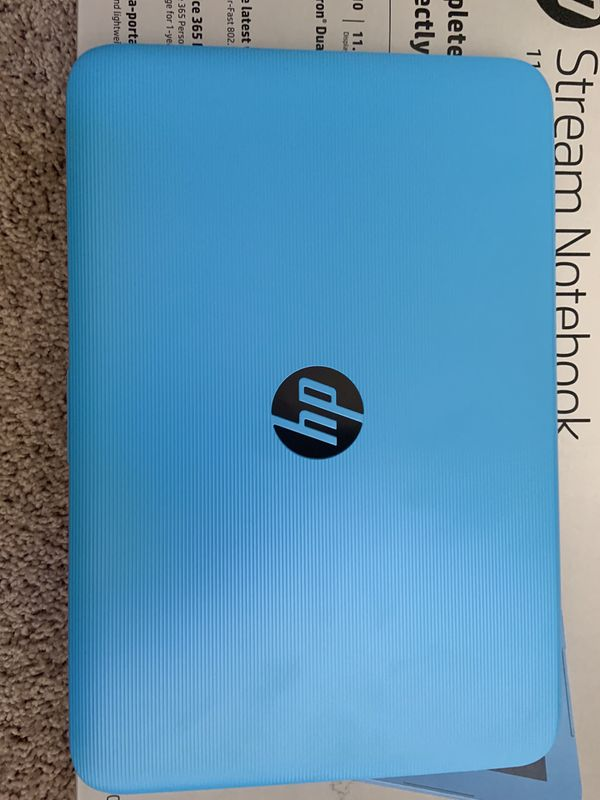 "HP 11"" Notebook"