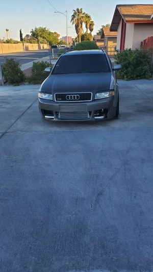 2002 audi a4 avant quattro trade only for Sale in Las Vegas, NV