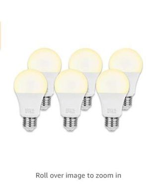 LED Light Bulbs 75 Watt Equivalent (11w), ICEELEC A19 E26 1000 Lumens Soft White (3000K) Non-Dimmable General Purpose Light Bulb (6 Pack) for Sale in Rancho Cucamonga, CA