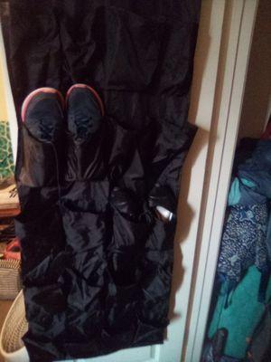 Black over the door shoe rack for Sale in San Antonio, TX