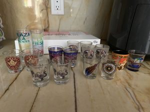 Collectable shot glasses for Sale in Hialeah Gardens, FL