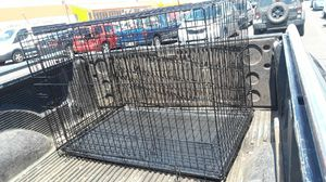 Large dog crate for Sale in Bensalem, PA
