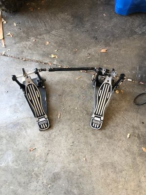 Dixon double pedal for Sale in Mountain View, CA