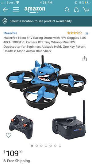 Mini fpv drone kit for Sale in Mountlake Terrace, WA