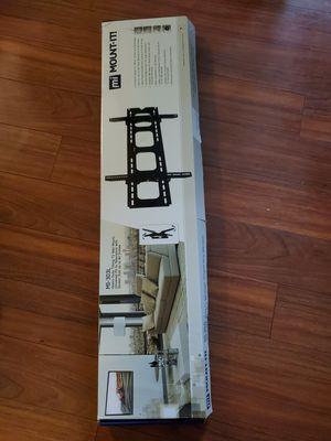 TV wall mount bracket - Mount It for Sale in Garland, TX