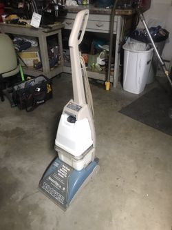 Hoover steam vac carpet cleaner for Sale in Moreno Valley,  CA