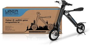 NEW UBERSCUUTER The Uber Scuuter Plus - The Electric Foldable Bike for Sale in Nashville, TN