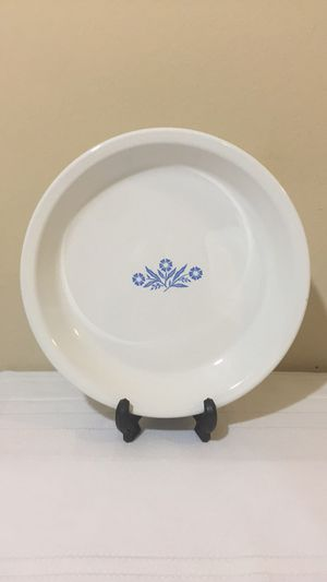 CorningWare Blue Cornflower Pie Plate for Sale in San Francisco, CA