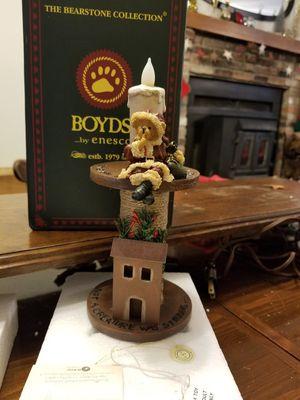 Boyd bear Christmas for Sale in Jackson, NJ