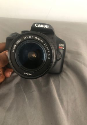 Canon t6 for Sale in Cleveland, OH