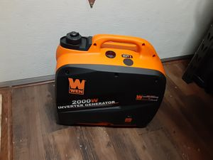 Wen generator 2000 watts for Sale in El Segundo, CA