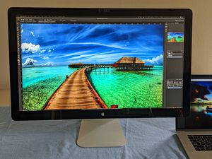 """Apple Thunderbolt 27"""" Display for Sale in Gilroy, CA"""