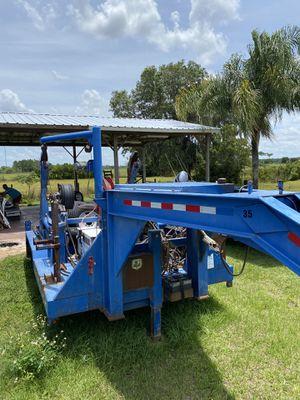 Spool utility trailer for Sale in Tampa, FL
