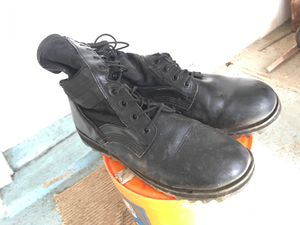 Tactical boots size 10R for Sale in Annandale, VA