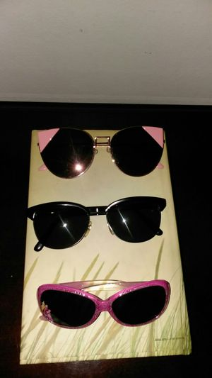 Fun:SunGlasses for the Hold ☺Family!!! for Sale in Grosse Pointe Park, MI