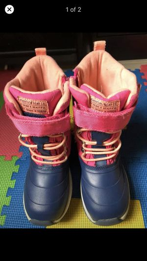 Girls winter snow boot, size 12 for Sale in Queens, NY