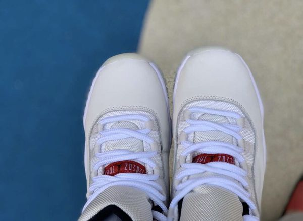 """Air Jordan 11 Retro """"Platinum Tint"""""""
