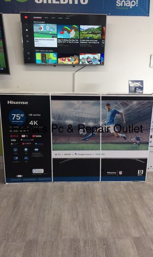 75 INCH HISENSE SMART TV 📺 for Sale in Chino, CA