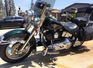 1996 Harley Davidson Heritage Softail Classic  (FLSTC) for Sale in HUNTINGTN BCH, CA