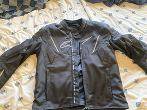 Alpinestars T-GP R Air Jacket (size xl) motorcycle jacket for Sale in Spring, TX