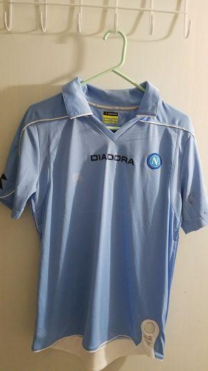 Diadora napoli lavezzi jersey size small for Sale in Cooper City, FL
