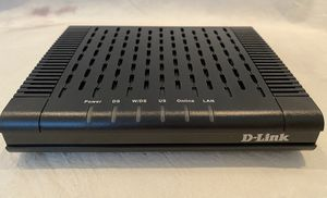 D-Link Cable Modem for Sale in Los Angeles, CA