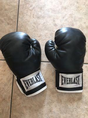 Everlast boxing gloves for Sale in Buckeye, AZ