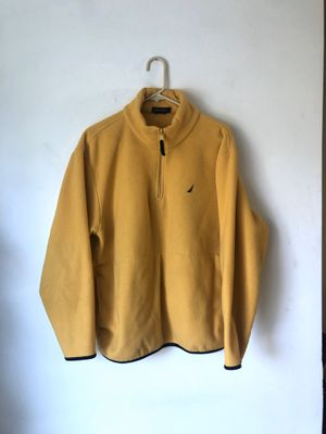 Nautica Yellow Fleece for Sale in Claremont, CA