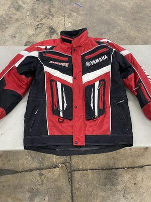 Yamaha men XL motorcycle Jacket for Sale in Alexandria, VA