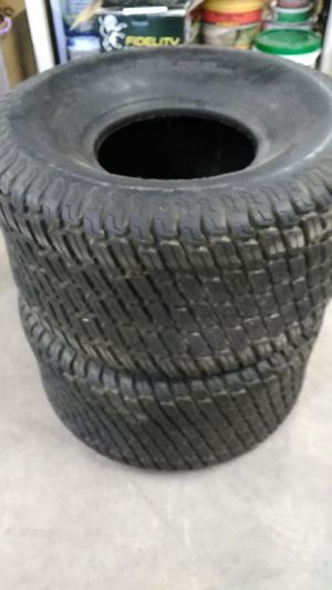 Mower tires 20x10-8 for Sale in Lewisburg, PA