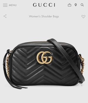 GG Marmont small matelassé shoulder bag for Sale in Woburn, MA