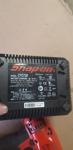 """Snap On 3/8"""" drive impact tool. for Sale in Salida, CA"""