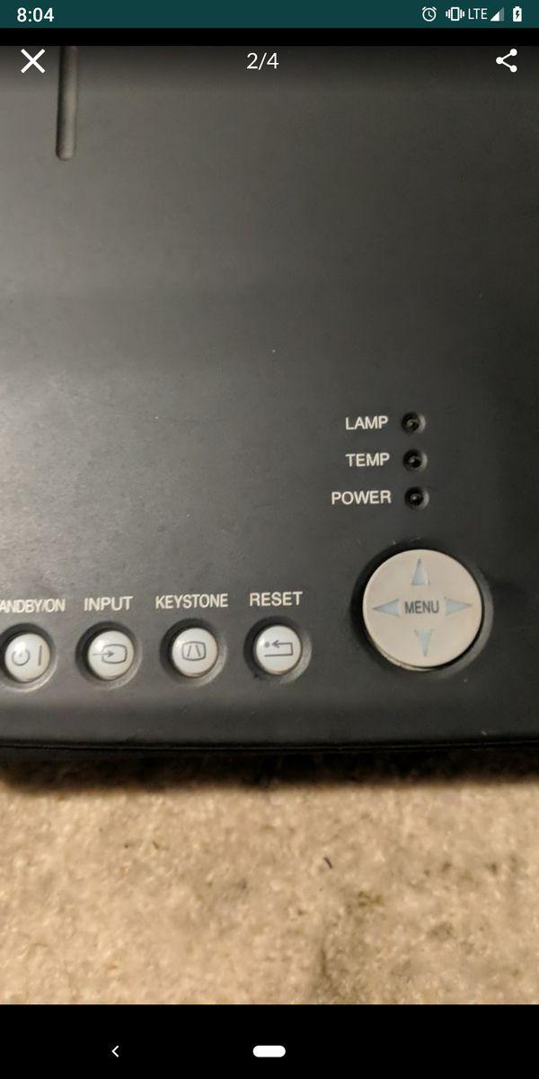 ViewSonic pj551 projector needs bulb/lamp