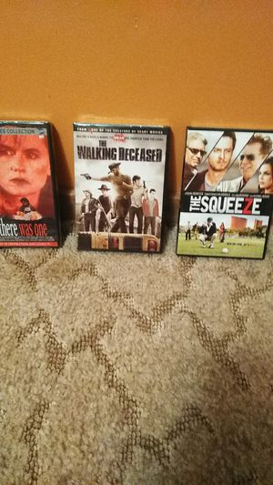 New DVDs movies 5$ each for Sale in Marshfield, MO