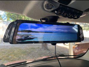 "Mirror Dash Cam 9.66"" HD Backup Camera for Sale in Ontario, CA"