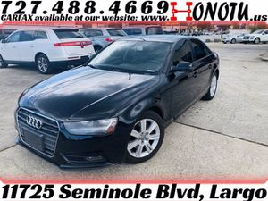 2013 Audi A4 for Sale in Largo, FL
