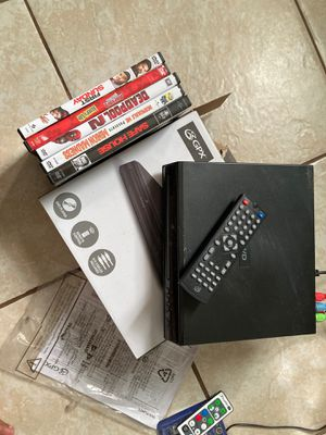 Gpx DVD player like New for Sale in Orlando, FL