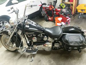 04 custom heritage softail for Sale in Windham, NH